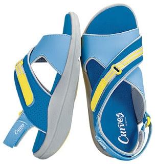 Curves for Women Toning Sandal|Avon Curves Sandals