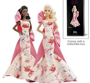 Do You Collect Barbie Dolls? You will LOVE Rose Splendor Barbie by AVON