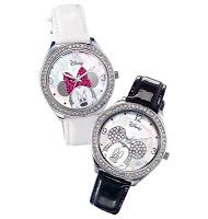 Disney Mickey & Minnie Mouse Holiday Watch|Avon Disney