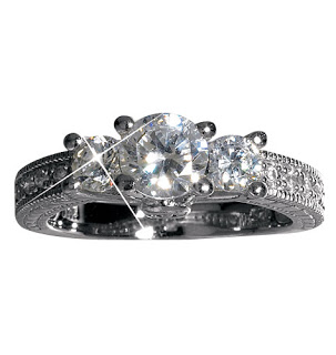Discounted 925 Sterling Silver Jewelry: CZ Sterling Silver Rings