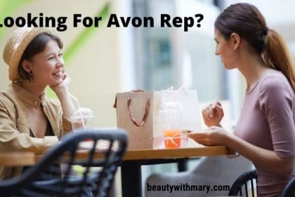 looking for Avon representative near me