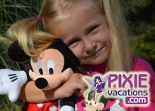 Win a Walt Disney World Vacation by Pixie Vacations