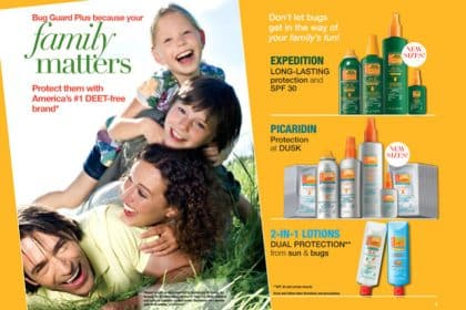 AVON Bug/Insect Repellent -Bugs Off with AVON Bug Spray Avon Campaign 11, 2013