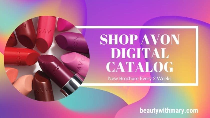 shop Avon Digital Catalog