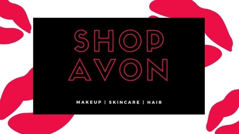 shop Avon online with representative