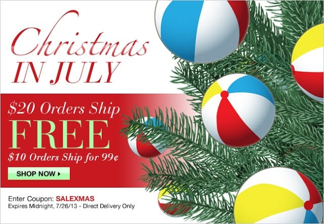 Avon Christmas in July Sales Free Shipping Avon Beauty With Mary