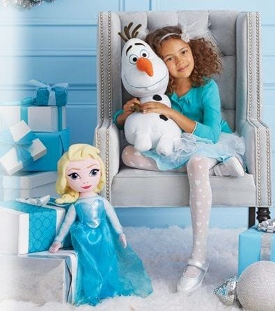 Disney's Frozen Products at Avon Selling Fast