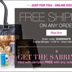 Online Black Friday Coupons - Avon