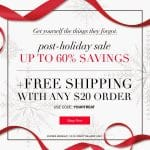Avon Coupon Code January 1, 2015