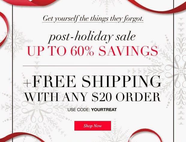 Avon After Christmas Sale | Free Shipping