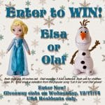 Win Disney Frozen Dolls | Giveaway