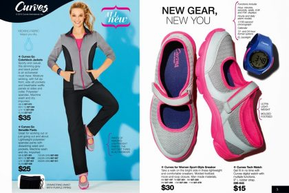 Avon Curves Shoes