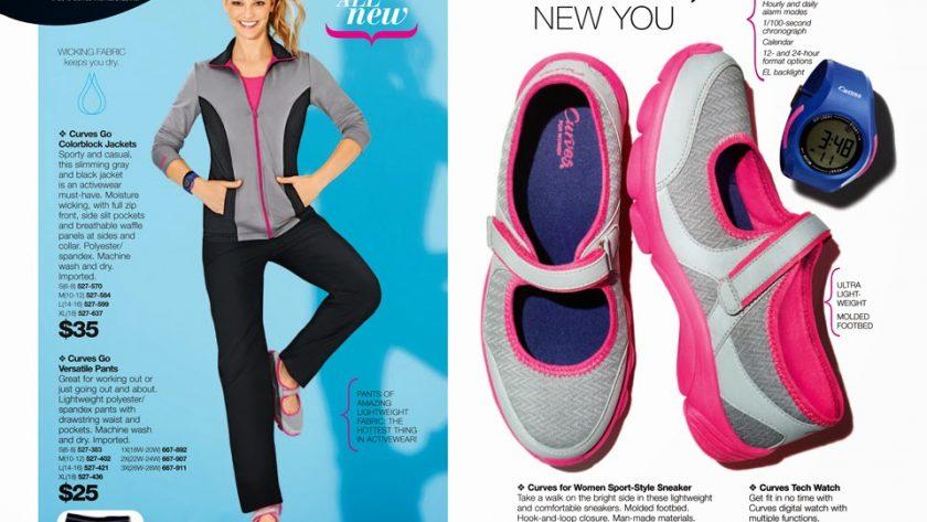 Avon Curves Shoes