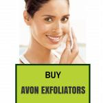 Avon Exfoliators
