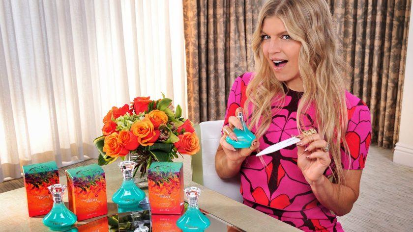 Fergie's Avon Outspoken Fresh Fragrance