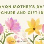 Avon mother's day brochure