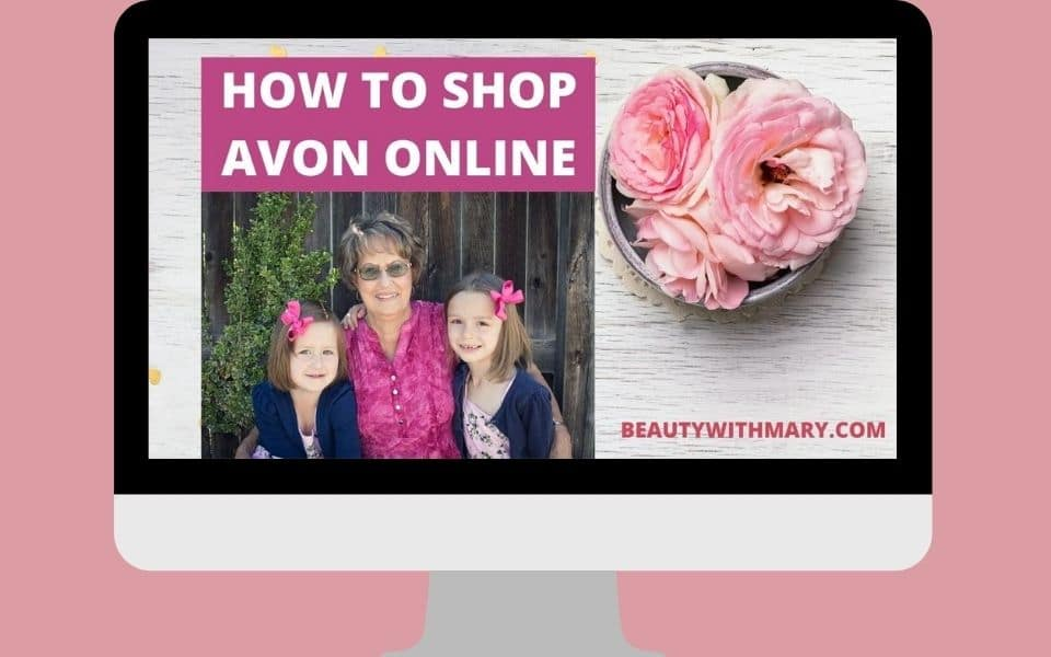 how to order avon online