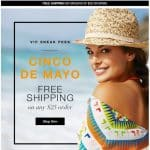 Avon free shipping code may 2015 - Cinco De Mayo