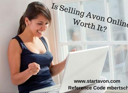 is selling Avon worth it