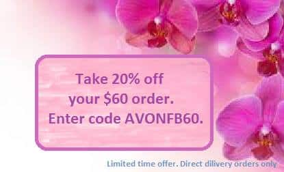 Avon 20% Discount Code - June 2015