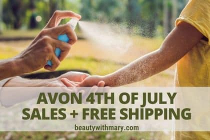 Avon 4th of July Sales - Free Shipping Coupon Code