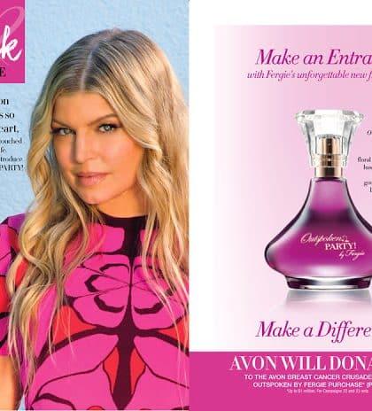 Avon Outspoken Fragrance