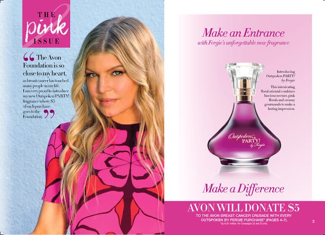 Avon Outspoken Fragrance