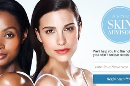 Avon Skin Care Over 60