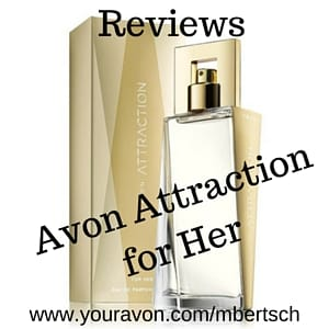 Avon Attraction for Her Reviews