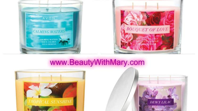 Avon candles