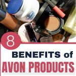 Avon products benefits