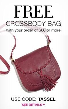 Free Avon Crossbody Bag