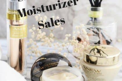 Avon Anew Moisturizer Sales Campaign 14 2017