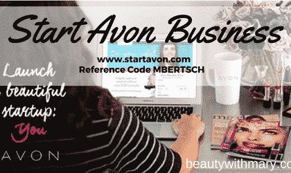 start Avon business