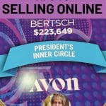 tips to sell Avon online