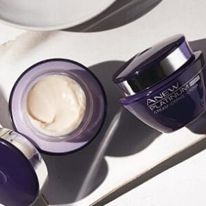 Avon Anew skin care products - Platinum