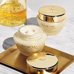 Avon Anew skin care products - Ultimate