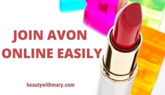 how to join Avon online