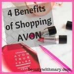Benefits of Shopping Avon