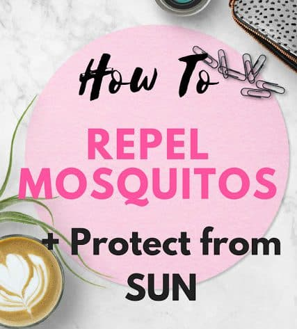 Repel Mosquitoes with Avon
