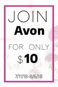 Ready to Sell Avon?  Join for only $10!