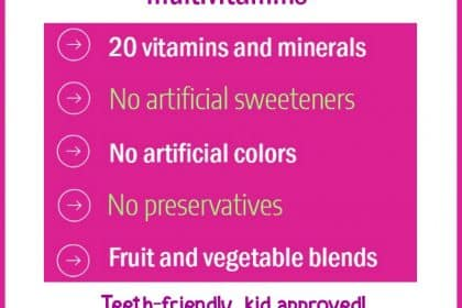 NEW from Avon Espira:  A Multivitamin for Kids