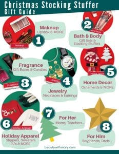 Avon Christmas Stocking Stuffer Gift Guide - Holiday Gift Guide for friends and family #AvonStockingStuffers #AvonGiftGuide #AvonHolidayGiftGuide #ChristmasGiftGuide #HolidayGiftGuide #Christmas2018 #ChristmasStockingStuffers #HolidayStockingStuffers #ChristmasGifts #ChristmasShopping #Giftsforher #Giftsforhim #Giftsforfriends