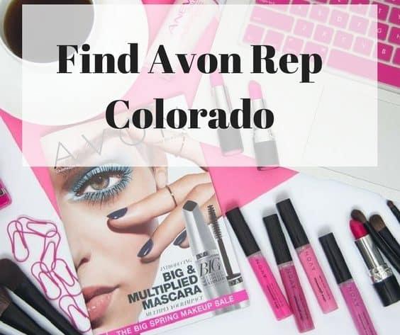 Avon Representative Colorado