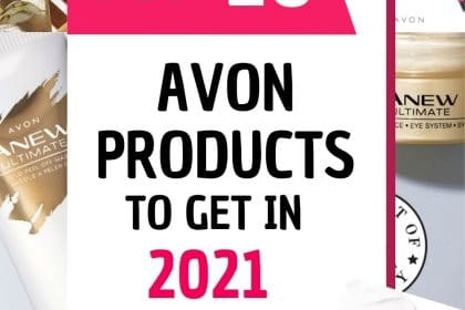 best Avon products 2021