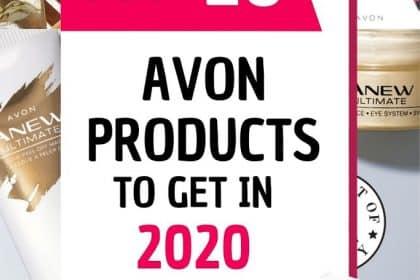 Avon best products