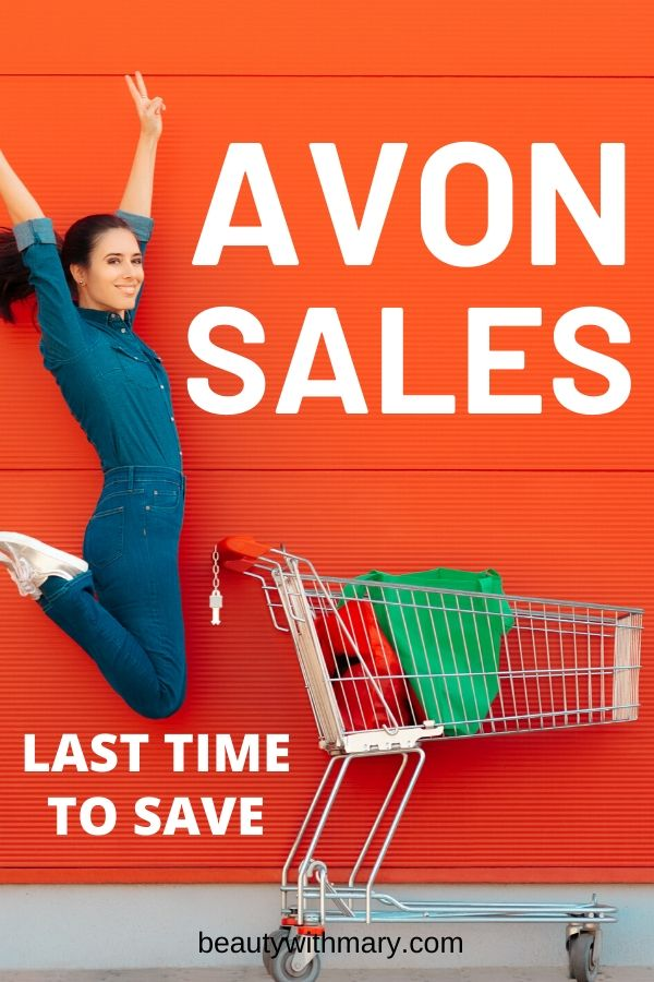 discontinued avon items