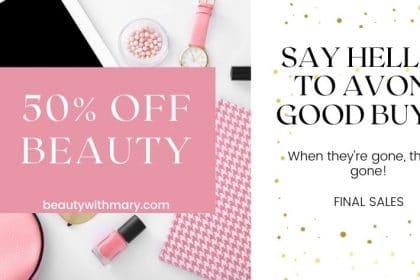 Avon Outlet Good Buys