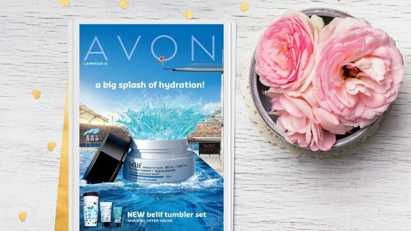 Avon brochure online campaign 15 2020 for June 2020