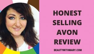 SELLING AVON REVIEW